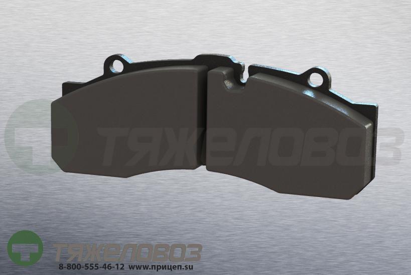 Колодки тормозные дисковые комплект MERITOR / ROR 9291063 (248x105x30)