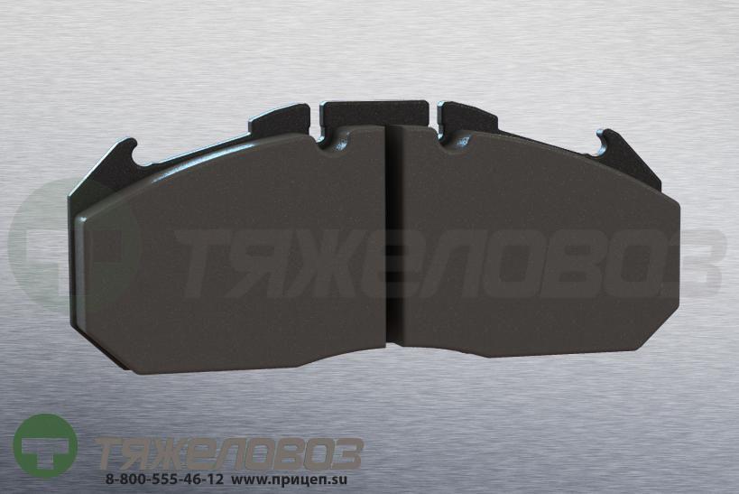 Колодки тормозные дисковые комплект MERITOR / ROR 68324613 (250x118x28)