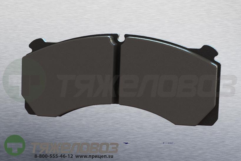 Колодки тормозные дисковые комплект MERITOR / ROR 15224835 ( 205х102х27)