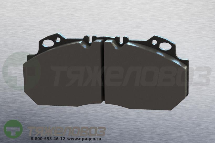 Колодки тормозные дисковые комплект VOLVO 20825594 (250x114x28)