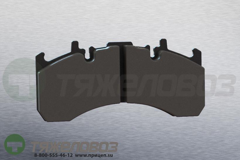 Колодки тормозные дисковые комплект VOLVO 20568713 (211x100x29)