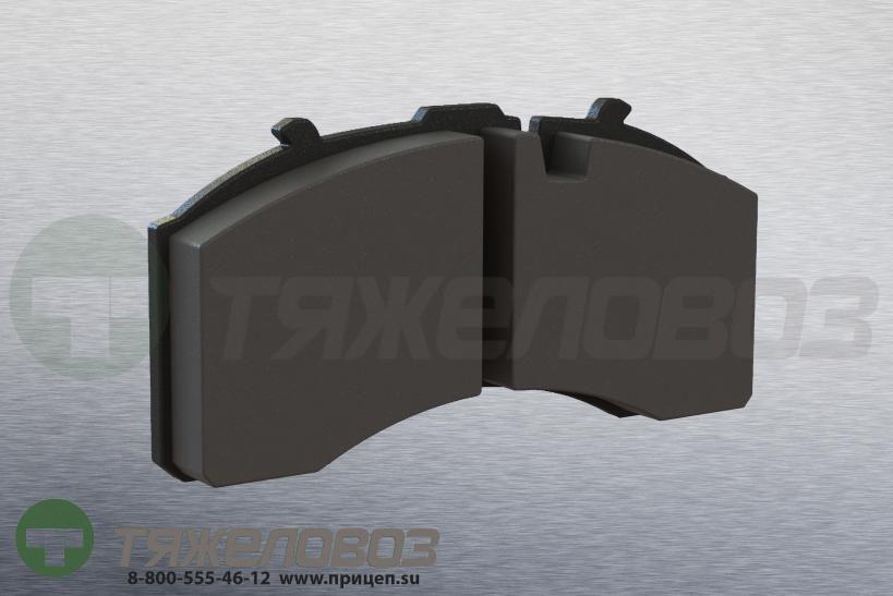 Колодки тормозные дисковые комплект SAF, MERCEDES-BENZ,SCHMITZ 3057008500 (211x107x30)