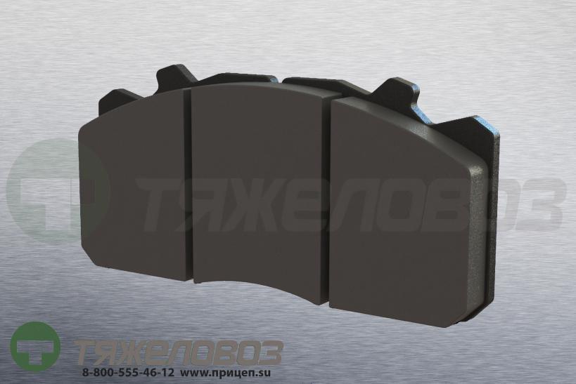 Колодки тормозные дисковые комплект IVECO 1906467 (176x83x26)