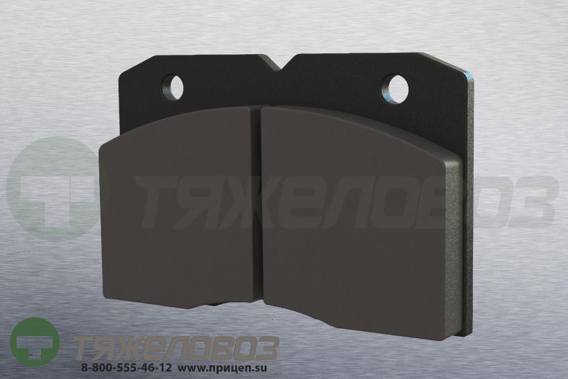Колодки тормозные дисковые комплект IVECO 1906159 (110x73x18)