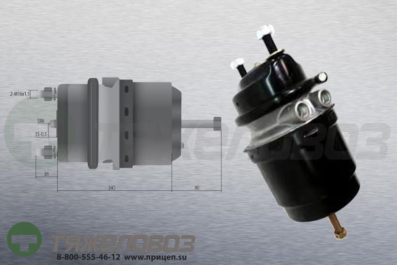 Энергоаккумулятор тип 20\24 MERCEDES-BENZ (дисковый тормоз) 0194205518