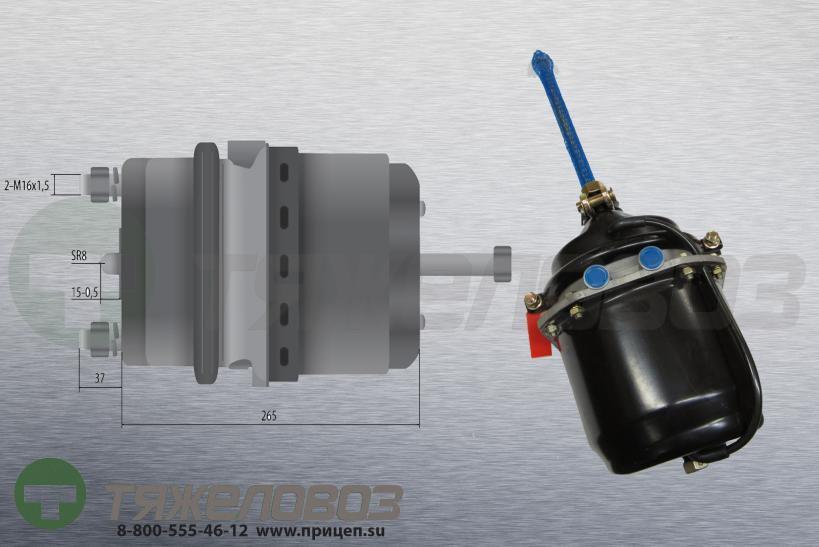 Энергоаккумулятор тип 24\30 DAF,MAN (дисковый тормоз) 5021133520