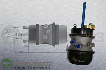 Энергоаккумулятор тип 24\30 BPW (барабанный тормоз) 05.444.20.11.0