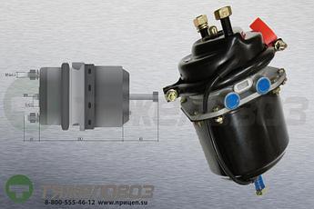 Энергоаккумулятор тип 24\24 Renault (дисковый тормоз) 7420522028