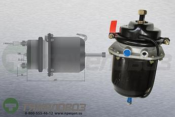 Энергоаккумулятор тип 24\30 SKANIA (дисковый тормоз) 1481536