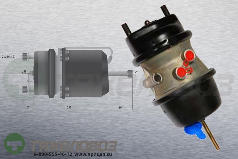 Энергоаккумулятор тип 20\24 BPW (дисковый тормоз) 05.444.44.01.0