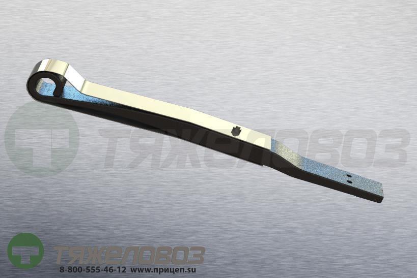 Полурессора Schmitz F001A037IF75 (M1071000)