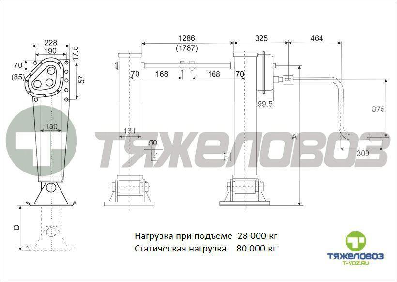 Опорное устройство MARSHALL М2301104