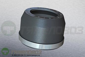 Барабан тормозной Fruehauf SMB C2 9-10 tons AJB0465001 (M1900199)