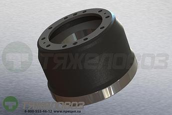 Барабан тормозной Iveco 7172079 (M1900207)