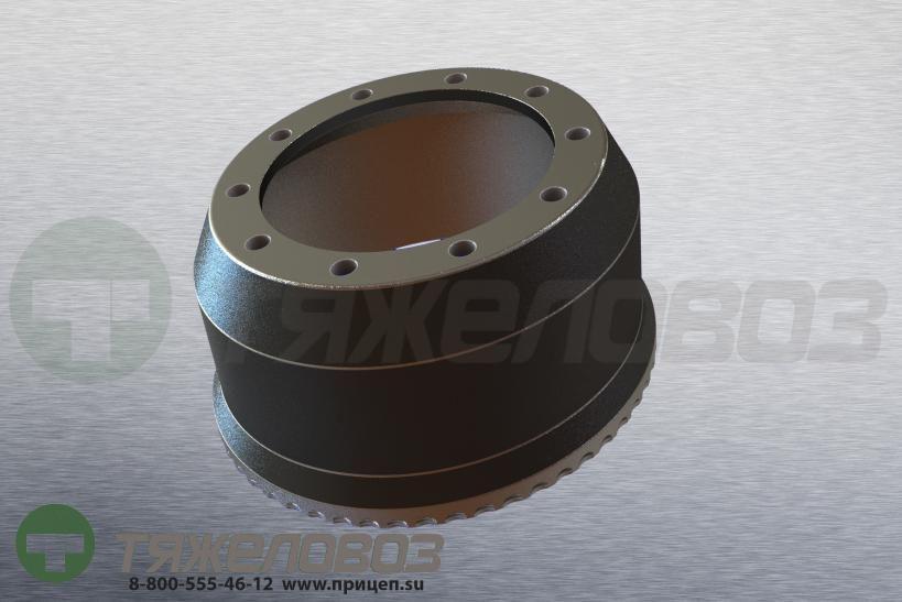 Барабан тормозной BPW H-R 12 tons 0310677570 (M1900170)