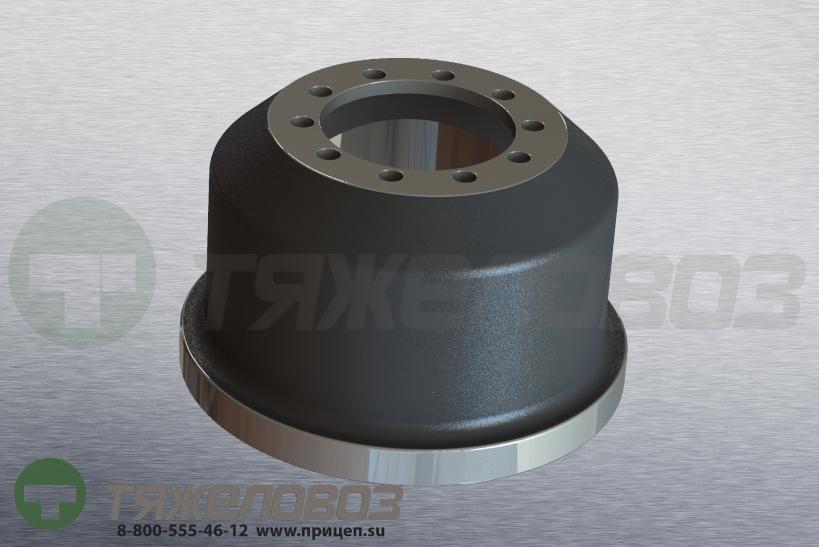 Барабан тормозной BPW 10-12 tons ECO 0310590040 (M1900173)