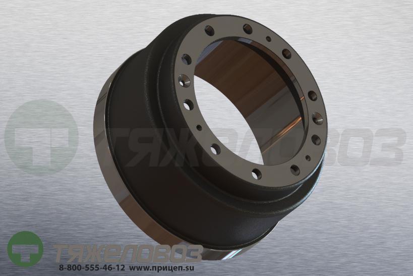 Барабан тормозной задний SCANIA 392390 (M1900006)