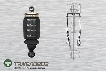 Амортизатор кабины МАN 85417226006 (P20.3104.RA)