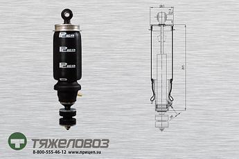 Амортизатор кабины МАN 81417226048 (P20.3101.FA)
