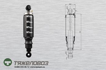 Амортизатор кабины VOLVO 3172984 (P20.6101.FA)
