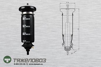 Амортизатор кабины Scania 1382827 (P20.1202.RA)