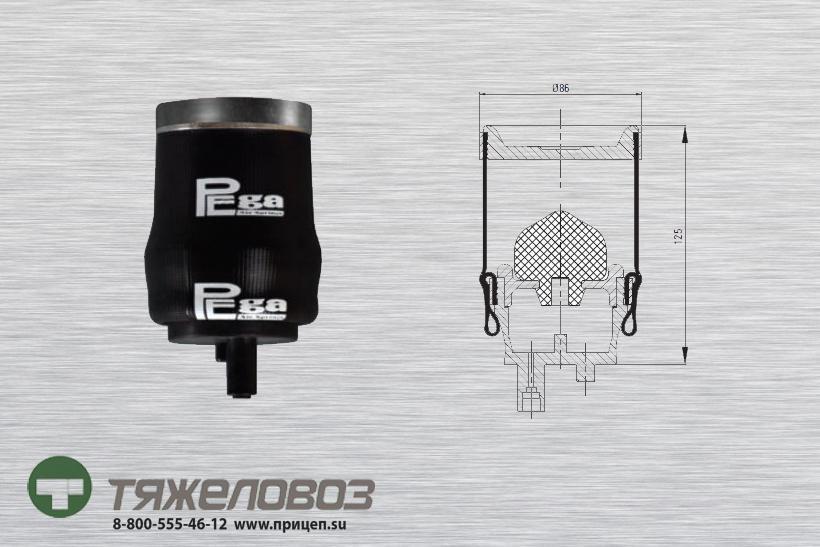 Амортизатор кабины RENAULT 5010629414 (P20.5302.F1)