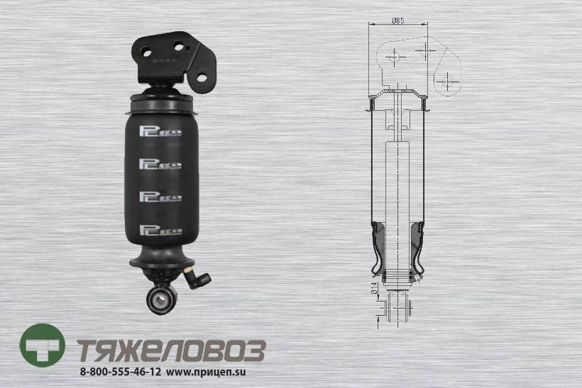 Амортизатор кабины RENAULT 5010615879 (P20.5303.RA)