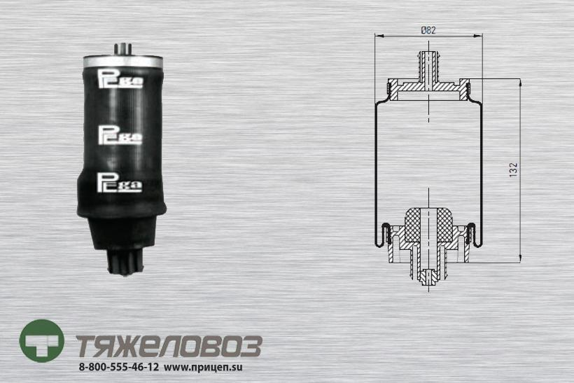 Амортизатор кабины FREIGHTLINER 1829919000 (P20.35101)