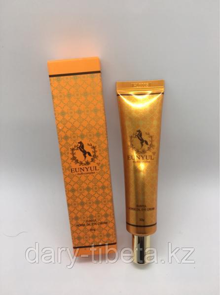 Eunyul Multi-Complex Horse Oil Eye Cream-Крем для кожи вокруг глаз с лошадиным маслом