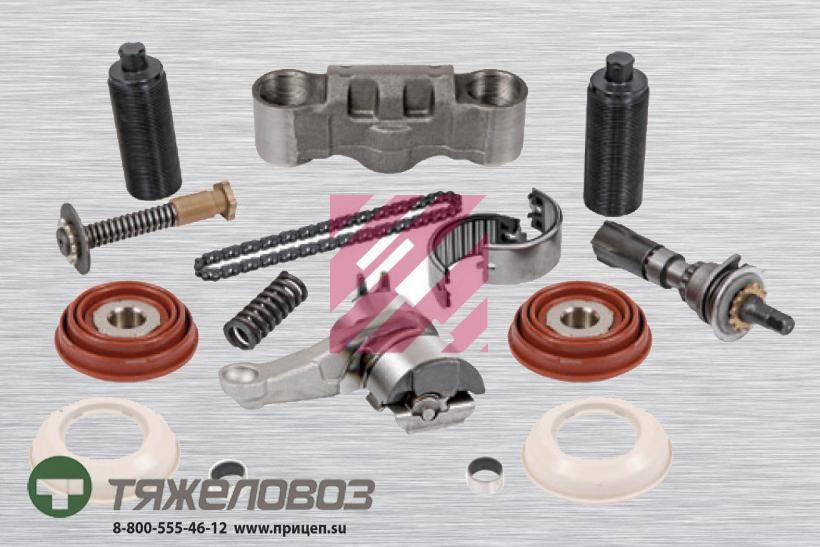Ремкомплект суппорта (полный комплект) 16 деталей KNORR SN6..  SN7..  SK7.. (M2910157)