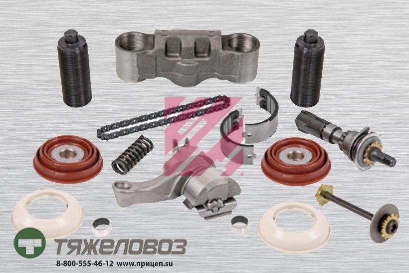 Ремкомплект суппорта (полный комплект) 16 деталей KNORR SL7… SM7… (M2910173)