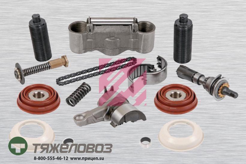 Ремкомплект суппорта (полный комплект) 16 деталей KNORR SN6..  SN7..  SK7.. (M2910150)