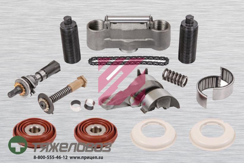 Ремкомплект суппорта (полный комплект) 16 деталей KNORR SB6 SB7 (M2910124)