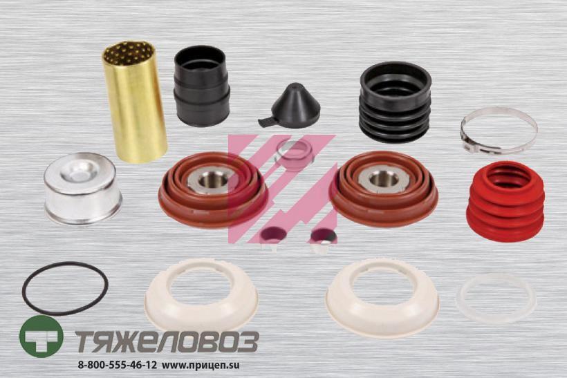 Ремкомплект напрвляющей и пыльников 69 мм (16 деталей) KNORR SN6… SN7… SK7… (M2910137)