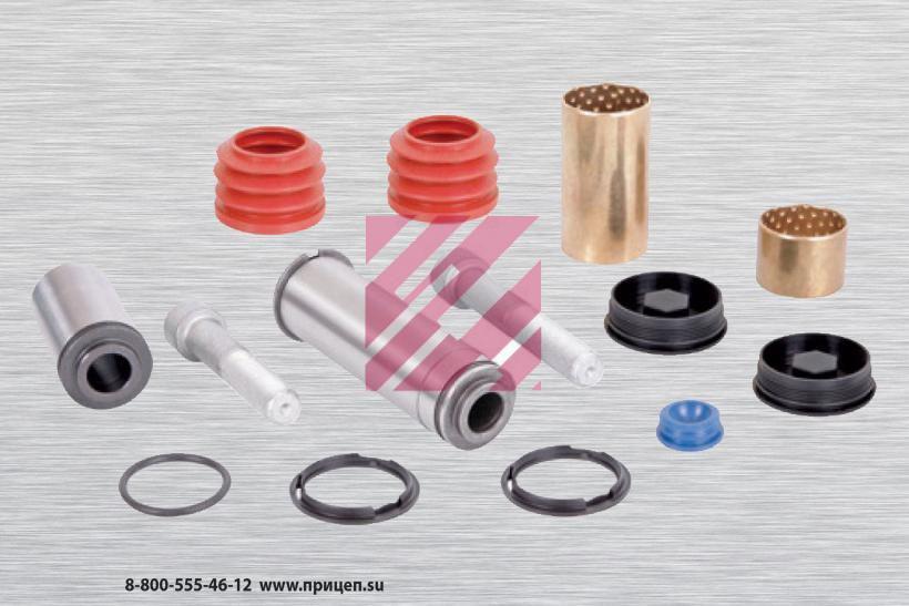 Ремкомплект направляющих суппорта (14 деталей) BPW TSB 3709-4309-4312 (M2950005)