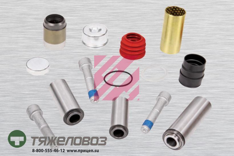 Ремкомплект направляющих суппорта (14 деталей) KNORR K000365 (M2910133)