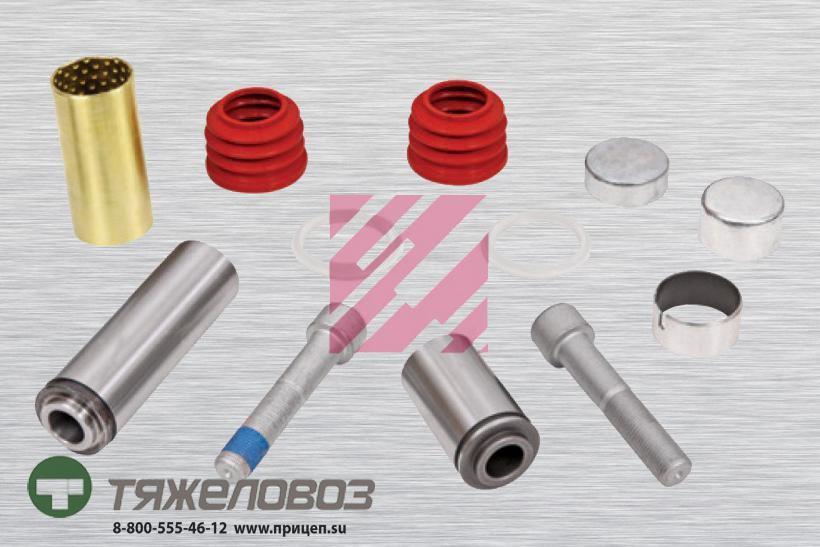 Ремкомплект направляющих суппорта (12 деталей) KNORR K004100 (M2910057)
