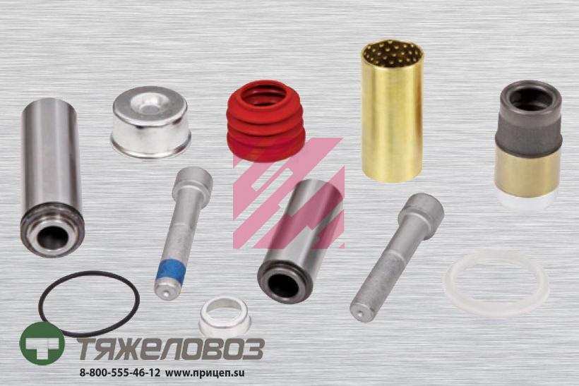 Ремкомплект направляющих суппорта (11 деталей) KNORR K001532 (M2910058)