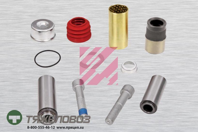 Ремкомплект направляющих суппорта (11 деталей) KNORR K000375 (M2910060)