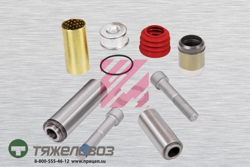 Ремкомплект направляющих суппорта (10 деталей) KNORR K048396K50 (M2910131)