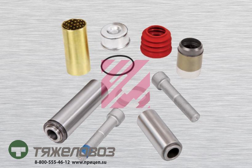 Ремкомплект направляющих суппорта (10 деталей) KNORR K048371K50 (M2910130)