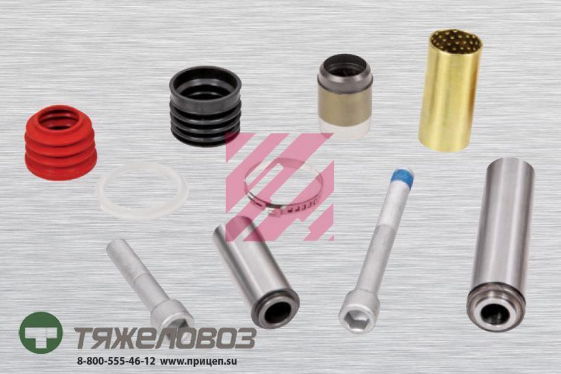 Ремкомплект направляющих суппорта (10 деталей) KNORR K000687 (M2910062)