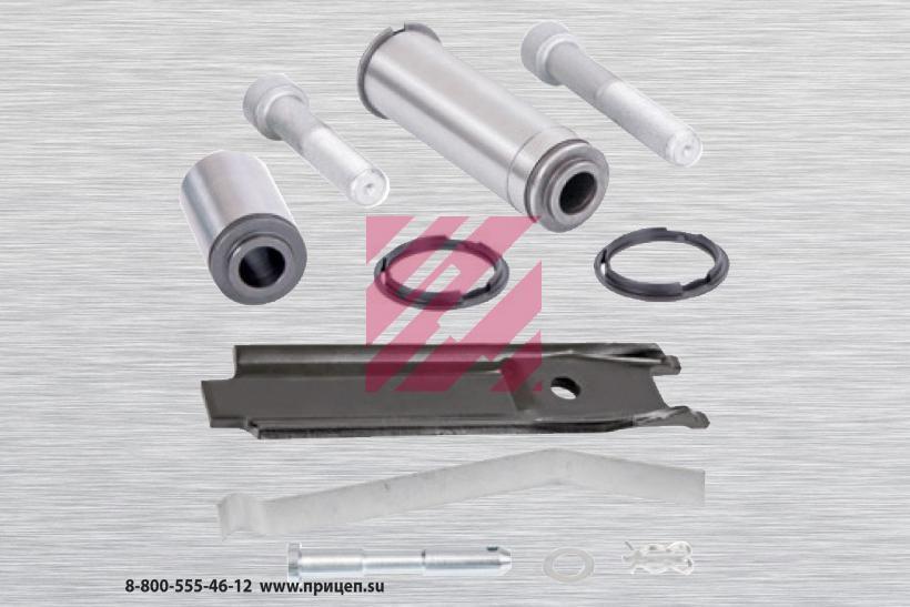 Ремкомплект направляющих и возвратной пластины BPW TSB 3709-4309-4312 (M2950006)