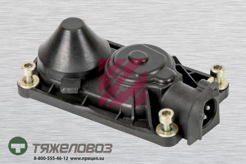 Пластиковая крышка с датчиком (3 контакта) KNORR SB5.. SN5.. (M2910087)