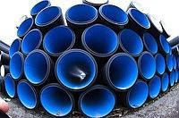 Труба канализационная безнапорная гофрированная