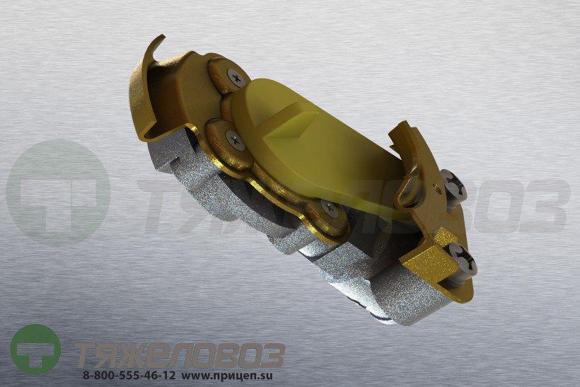 """Головка соединительная тип """"ПАЛМ"""" 9522002220 (жёлтая)"""