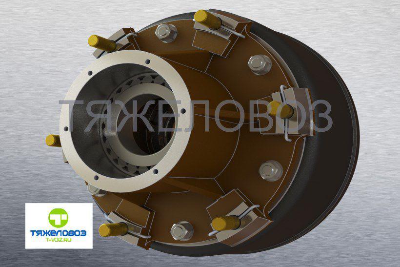 Ступица с тормозным барабаном 99901-3104006-10