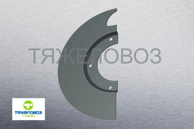Диск тормоза защитный правый 99859-3502146
