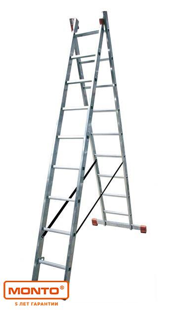 Универсальная лестница с перекладинами Dubilo®