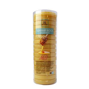 Горячий воск TNL мед (500 гр.)